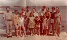 семья Екатерины Заборонок